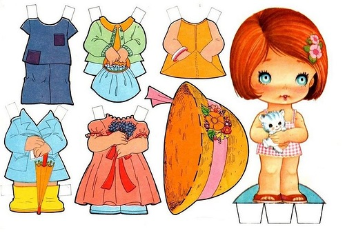 Одежка своими руками для куклы